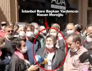 İstanbul Barosu'ndan güldüren savunma!