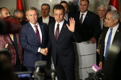 Ekrem İmamoğlu ve Mansur Yavaş'tan skandal koronavirüs iddiası!