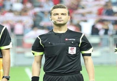 Fethiyeli Genç Hakem Süper Lig'de