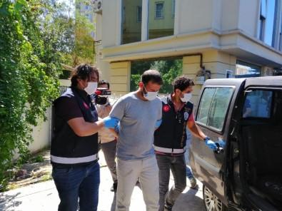 Maltepe'de Orman Yangınının Şüphelisi Adliyeye Sevk Edildi