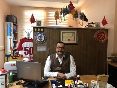 Nevşehir Aile Hekimleri Derneği Başkanlığına Hakan Gürbüz Seçildi