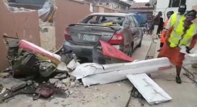 Nijerya'da Helikopter Düştü Açıklaması 2 Ölü