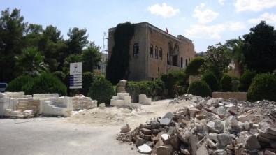 Sakıbın Köşkü'nde Restorasyon Ve Çevre Düzenlemesi