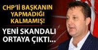 CUMHURIYET BAŞSAVCıLıĞı - CHP'li Başkan'dan skandal!