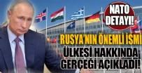 RUSYA - Rusya'nın önemli ismi ülkesi hakkında gerçeği açıkladı