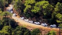 KURBAN BAYRAMı - 'Sakin kent'te 10 kilometrelik kuyruk!