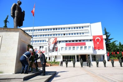 30 Ağustos Zafer Bayramı'nın 98. Yıl Dönümü Trabzon'da Törenlerle Kutlandı