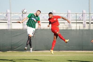 Hazırlık Maçı Açıklaması Gaziantep FK Açıklaması 3 - Denizlispor Açıklaması 2