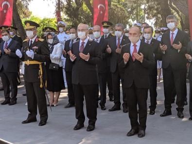 İzmir'de 30 Ağustos Zafer Bayramı'nda Şehitler Unutulmadı