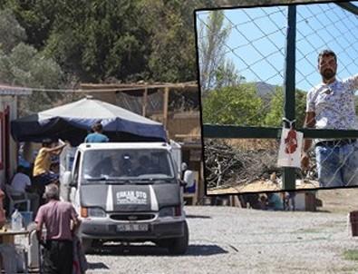 İzmir'de CHP'li Selçuk Belediyesinden Romanların çadırına mühür