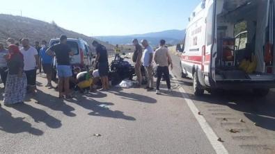 Karabük'te Trafik Kazası Açıklaması 8 Yaralı