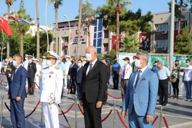 Marmaris'te 30 Ağustos Zafer Bayramı Coşku İle Kutlandı