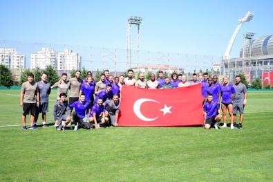 Medipol Başakşehir Yeni Sezon Hazırlıklarına Devam Etti