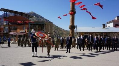 Şemdinli'de 30 Ağustos Zafer Bayramı'nın 98. Yılı