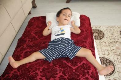 2 Yaşındaki Çocuğun Hayata Tutunması 300 Bin Liraya Bağlı