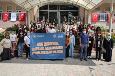 Akdeniz Belediyesi, Şehit Ailelerini Yaz Kampına Gönderdi