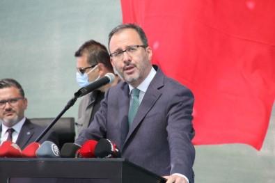 Bakan Kasapoğlu Balıkesir'de Açılışa Katıldı