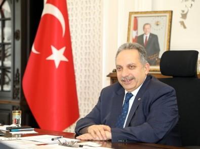 Başkan Yalçın'dan 'Basında Yeni Dönem Mesajı'