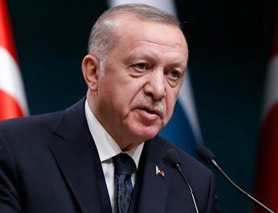 Cumhurbaşkanı Erdoğan'dan Yunanistan'a sert sözler