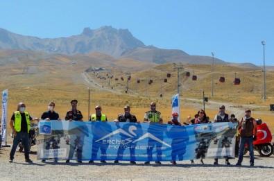 Erciyes Moto Fest Demir Atlıların Zafer Bayramı Kutlaması İle Yapıldı.