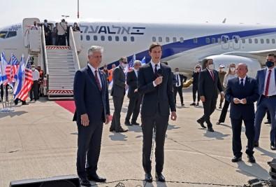 İsrail-BAE Arasında İlk Ticari Uçuş