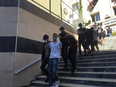 İstanbul'da 1 Milyonluk Vurgun Yapan Hırsızlık Çetesine Operasyon