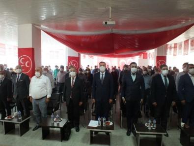 Karaman'da MHP İlçe Kongreleri Tamamlandı