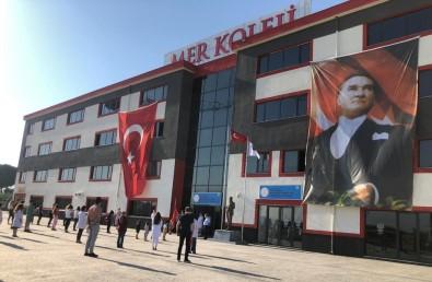 MER Koleji İstiklal Marşıyla Yeni Eğitim Öğretim Yılına Başladı
