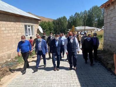 Milletvekili Arvas, Erciş İlçesindeki Yatırımları İnceledi