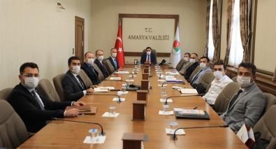 OKA'dan Amasya'daki OSB'lere 500 Bin TL Destek