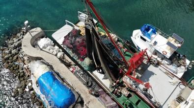 Rumeli Kavağı'nda Balıkçılar 'Vira Bismillah' Demeye Hazır