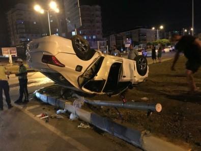Samsun'da Trafik Kazası Açıklaması 7 Yaralı