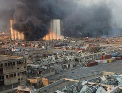 Beyrut'daki patlamayı IŞİD üstlendi!