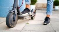 İZMIR VALILIĞI - Elektrikli scooter ile yola inen yandı! İşte cezası