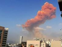 HÜKÜMET - Lübnan'da şiddetli patlama!