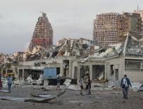 HÜKÜMET - Lübnan'ın başkenti Beyrut'taki patlamanın arkasında İsrail mi var?