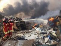 MEVLÜT ÇAVUŞOĞLU - Bakan Mevlüt Çavuşoğlu: Lübnan'daki patlamada yaralanan vatandaş sayımız...
