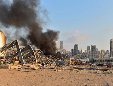 Beyrut'ta bilanço ağırlaşıyor!