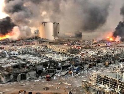 Beyrut'taki patlamayla ilgili kritik tespit!