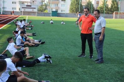 Juventus'ta Forma Giyen Merih Demiral'ı, İlk Hocası Anlattı
