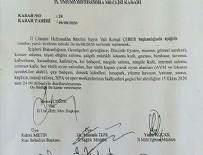 İL MİLLİ EĞİTİM MÜDÜRÜ - Sahte belge harekete geçirdi!
