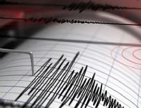 DEPREM - Bitlis'te korkutan deprem!