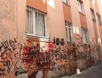 DEPREM - İstanbul'un göbeğinde korku apartmanı!