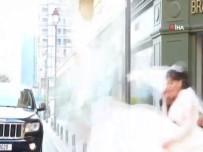 DEPREM - Beyrut'taki patlamaya fotoğraf çekimi sırasında yakalandılar