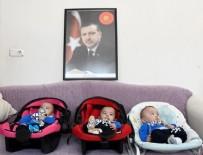 FATIH SULTAN MEHMET - Recep, Tayyip ve Erdoğan isimleri verildi