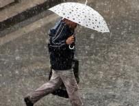 AFYONKARAHISAR - Meteorolojiden son dakika uyarısı