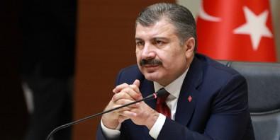 Sağlık Bakanı Fahrettin Koca koronavirüste son bilançoyu açıkladı...