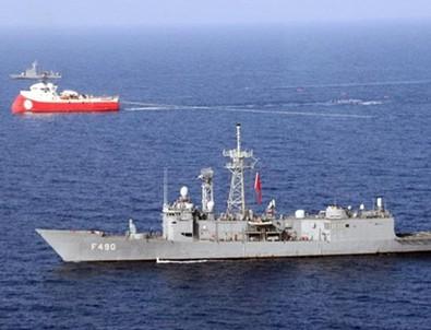 Türkiye'den taviz yok: Barbaros gemisi sismik taramalara başladı