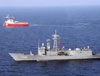 SİSMİK ARAŞTIRMA GEMİSİ - Türkiye'den taviz yok: Barbaros gemisi sismik taramalara başladı