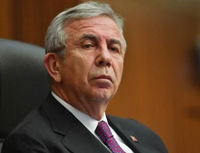 CHP Mansur Yavaş'a kazan kaldırdı! Meclis üyelerine gönderilen sır mesaj!